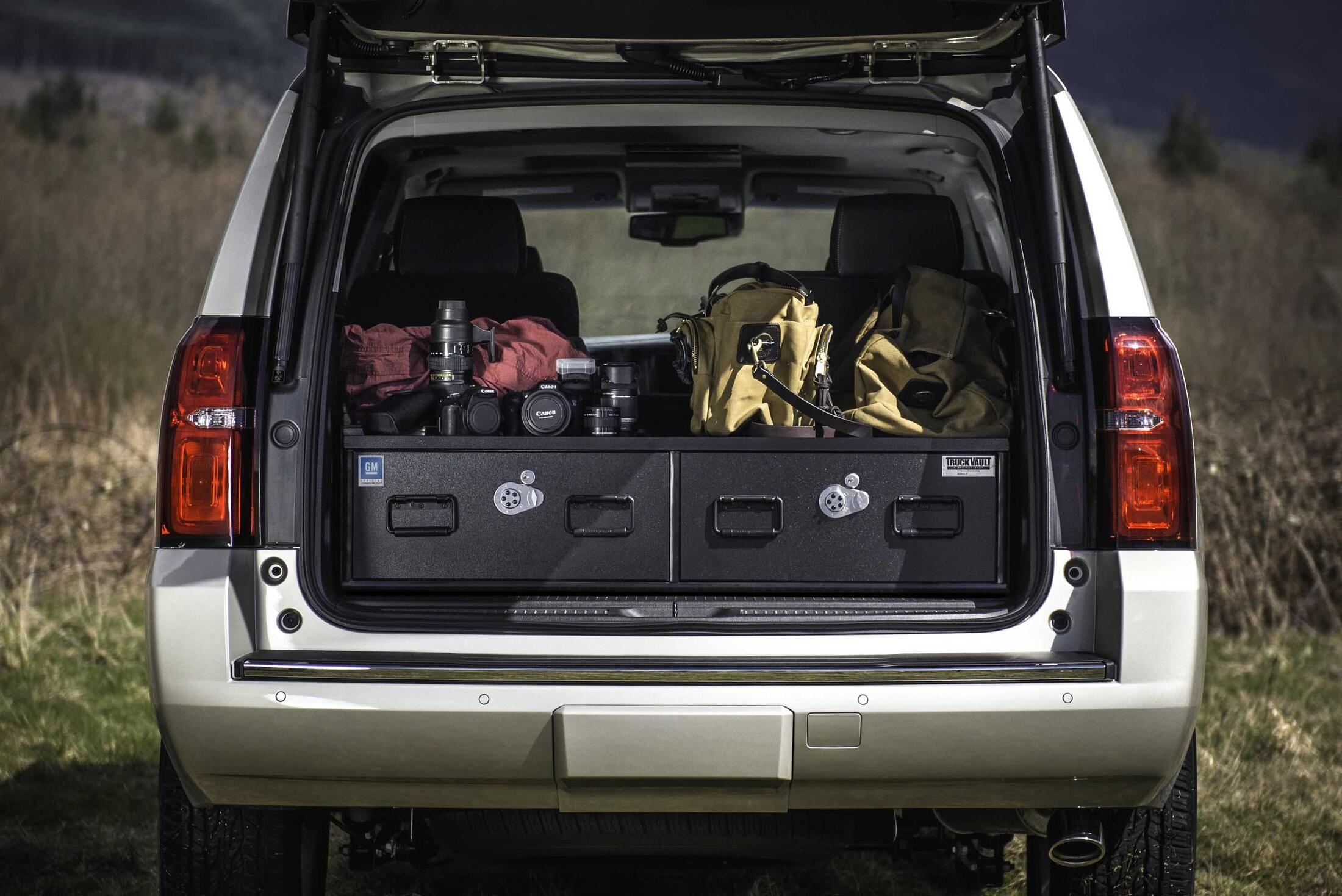 magnum  drawer suv base  truckvault
