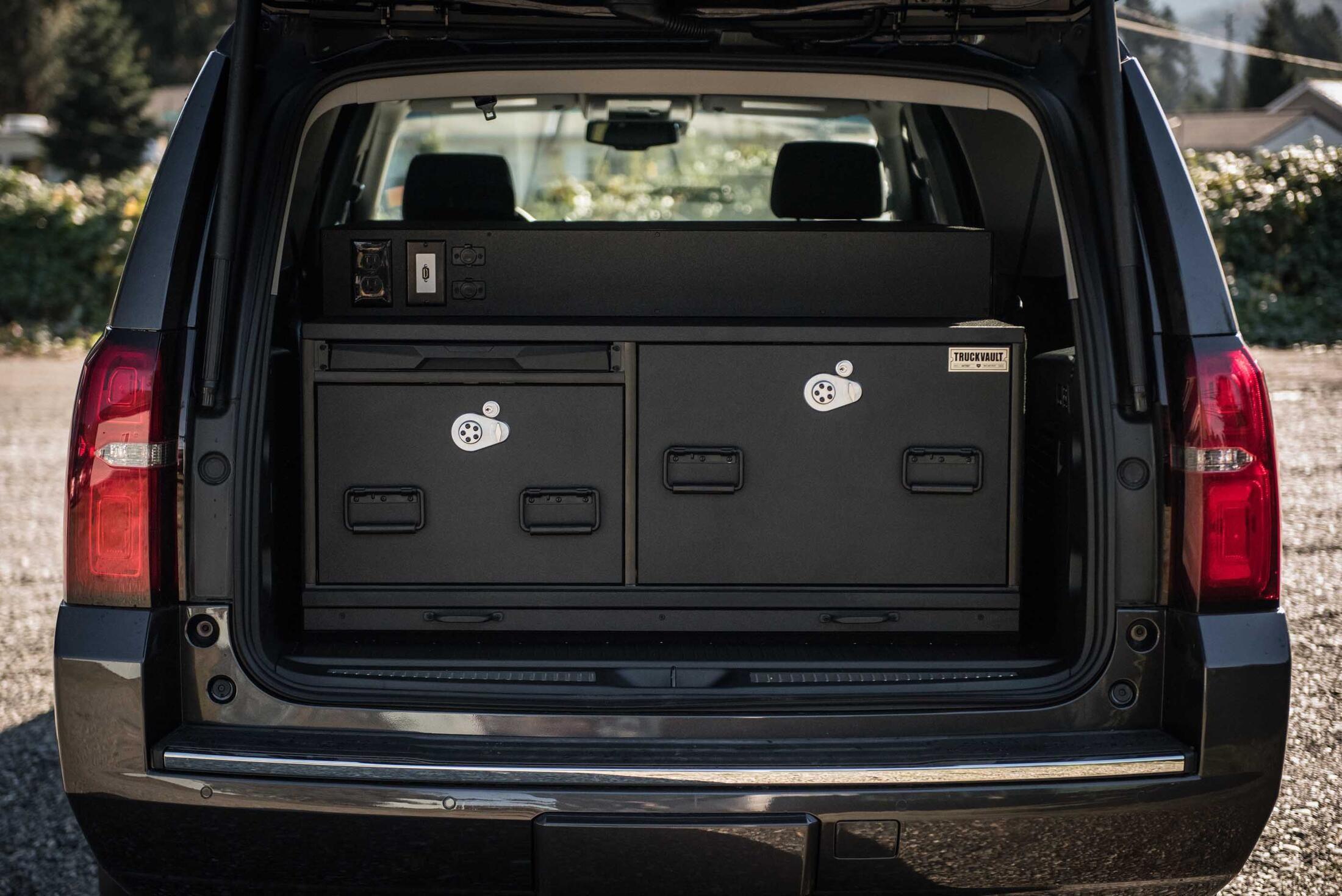 SUV Solutions   TruckVault