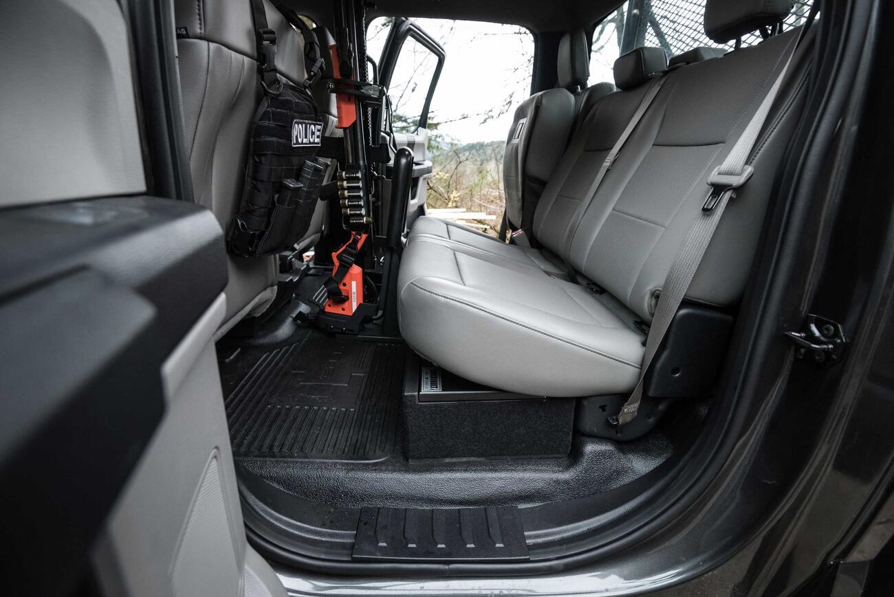 Interior Cab Line Truckvault