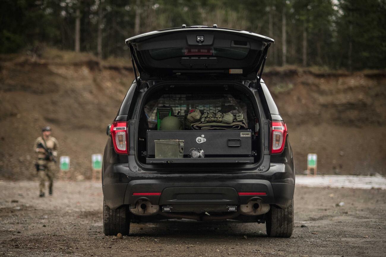 Ford Suv Models >> SUV Solutions | TruckVault
