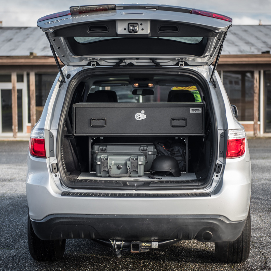 Dodge Durango Elevated TruckVault