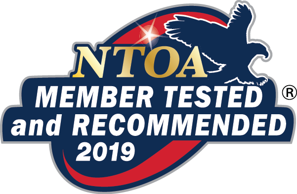 NTOA Member Tested and Recommended Program Logo.