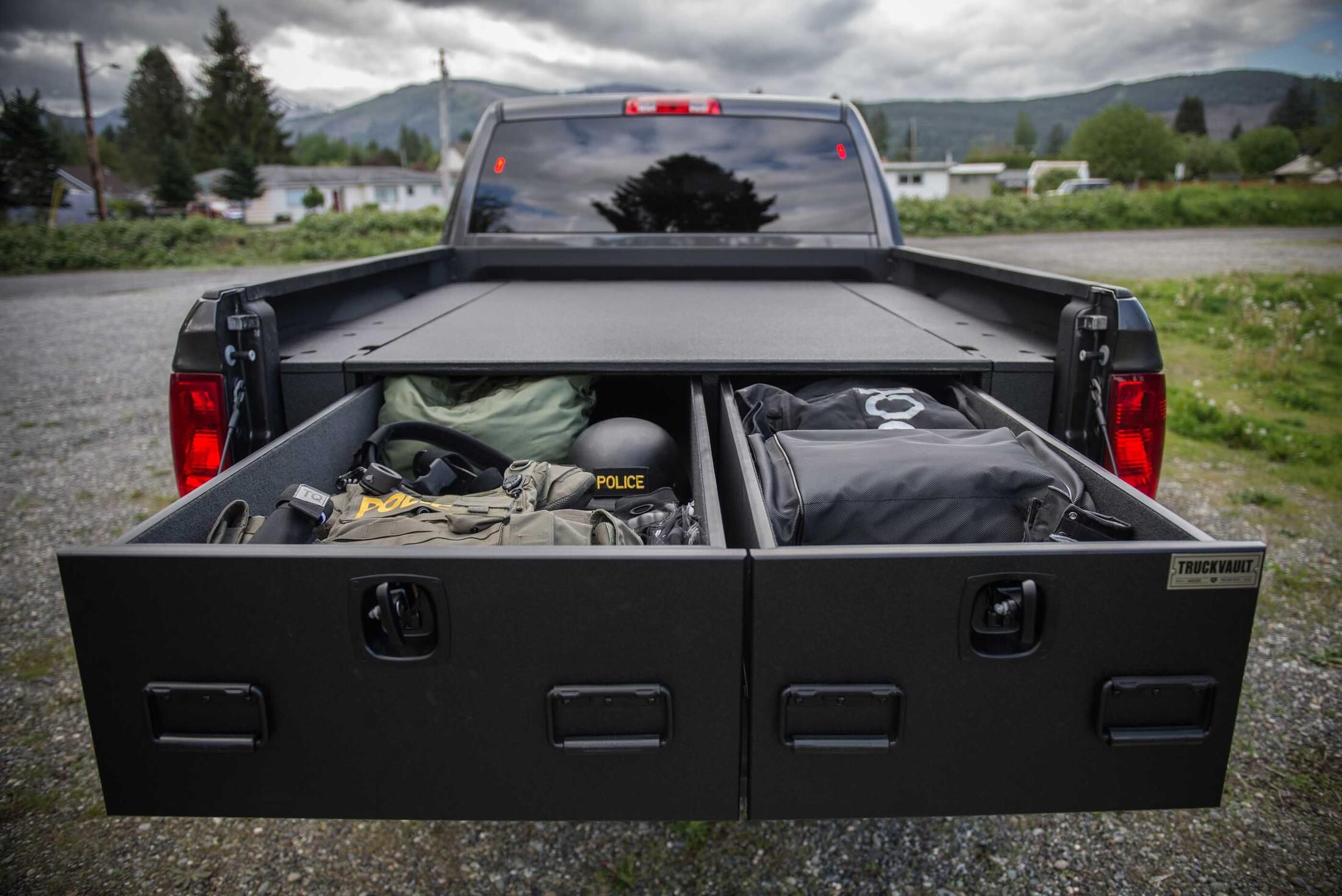 Pickup Solutions | TruckVault