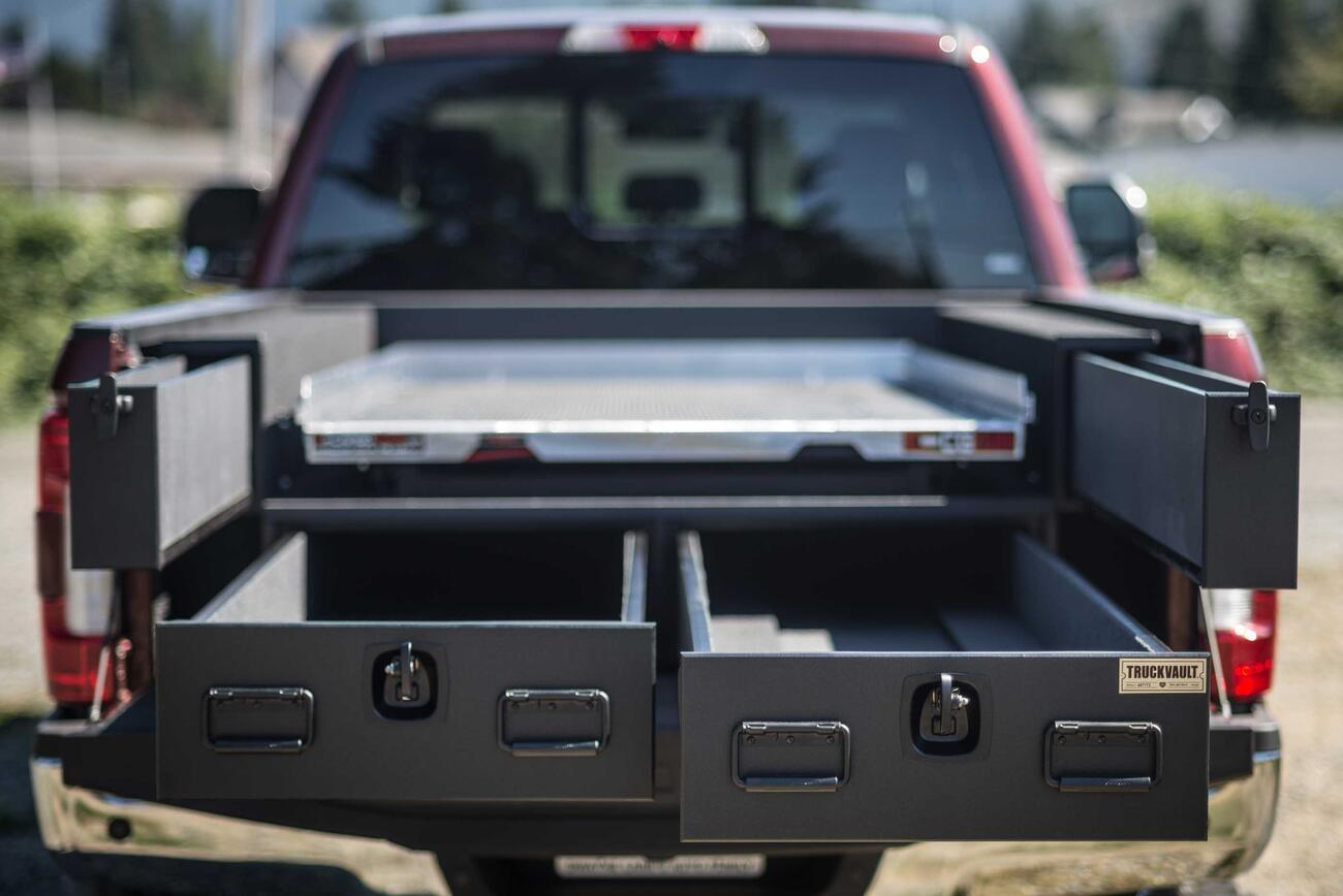 F150 Tool Box >> Commercial | TruckVault