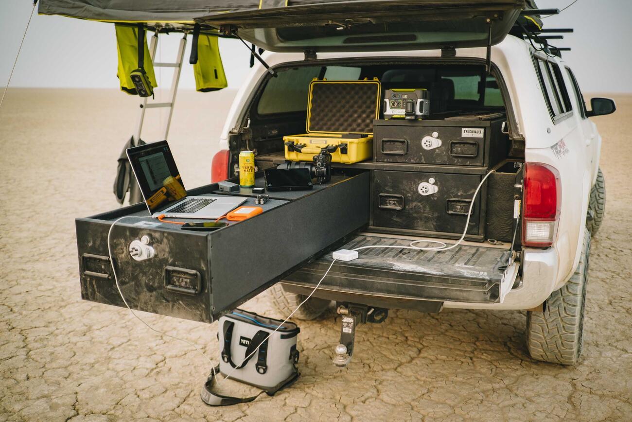 Overlanding Secure Organization Truckvault