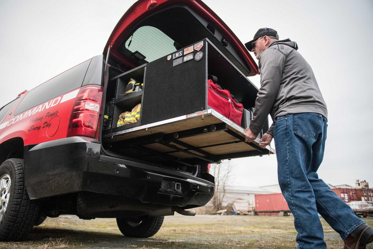 Custom Capabilities | TruckVault