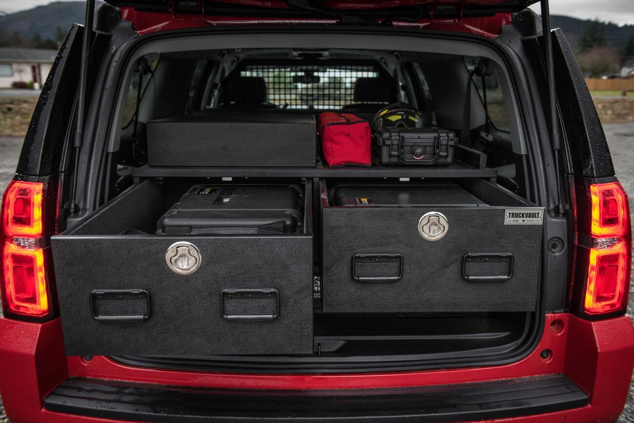 SUV Secure Storage | TruckVault