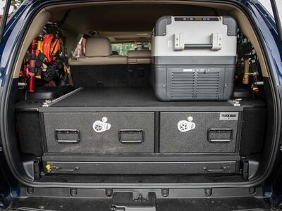 Toyota 4runner Truckvault