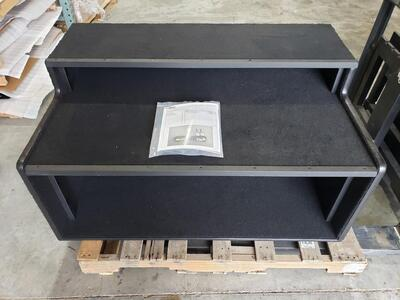 Chevrolet Tahoe Custom Cubbies