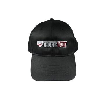TruckVault Black Snap Back Hat